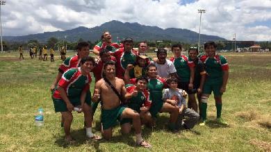 À Cancún, il n'y a pas que le Spring Break : il y aussi le rugby avec un Français, Marius André