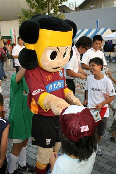 Top League : découvrez les plus belles mascottes du rugby japonais