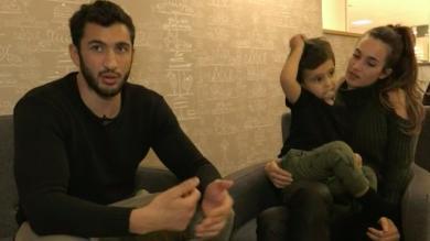 Vidéo. Reportage. Les débuts de Maxime Mermoz dans la peau d'un Tigers