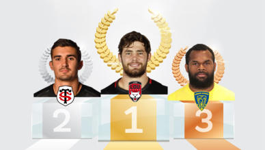 TOP 14 - Qui mérite d'être élu meilleur joueur pour la 4ème journée du championnat ?