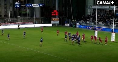 Pro D2 - Vannes réalise un incroyable come-back, Popelin claque le drop de la victoire [VIDEO]