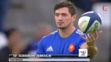 Top 14 - MHR : Alexandre Dumoulin blessé jusqu'à la fin de la saison