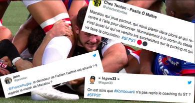 Dominici, Macalou, maillots : revivez le classico sur Twitter !