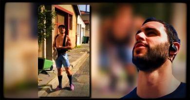 WTF - Le footing déjanté de Ducuing et Dubié nous fait oublier le confinement [VIDEO]