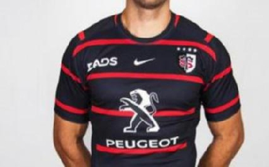 les nouveaux maillots du stade toulousain pour la saison 2013 2014 d voil s. Black Bedroom Furniture Sets. Home Design Ideas