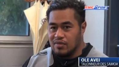 Samoa : le stage avec huit pensionnaires du Top 14, dont Ole Avei