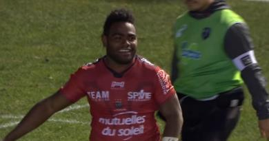 Pacific Nations Cup - Les Fidji avec Nakosi, Nayacalevu, Botia et Nakarawa face au Japon
