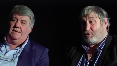 Vidéo. V nations - Grand Chelem 1977 : «une bande de potes qui n'avaient peur de rien»