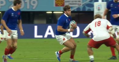 XV de France : Damian Penaud est forfait pour affronter l'Angleterre !