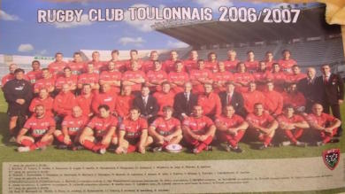 RCT : Rugby World retrouve la trace du 1er XV de départ de l'ère Boudjellal