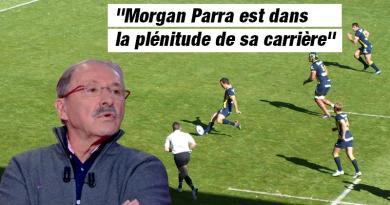 VIDÉO. 6 Nations - XV de France. Pour Brunel, Morgan Parra est au sommet de son art