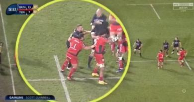 VIDEO. Champions Cup - RCT. Pourquoi l'essai d'Alby Mathewson face à Bath n'était pas valable