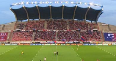 PRO D2 - Les supporters de Béziers en grève!