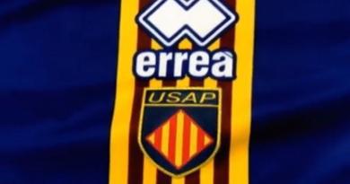 VIDÉO. PRO D2 : L'USAP dévoile son nouveau maillot collector pour Noël