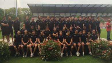 PRO D2. Le Biarritz Olympique dévoile ses nouveaux maillots pour la saison 2016/2017