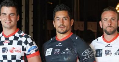 Pro D2 : Valence Romans dévoile ses nouveaux maillots pour la saison 2019/2020 !