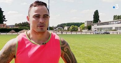 Pro D2 - Zac Guilford rompt son contrat avec Nevers avec effet immédiat