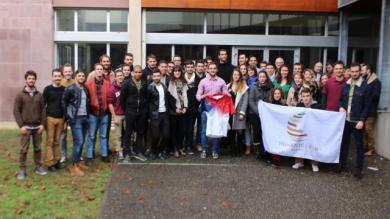 Aventure rugbystique en Lituanie, projet humanitaire au Népal et parrainage de Yoann Maestri : la belle histoire de Rémi