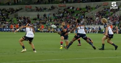 Super Rugby - Quade Cooper décisif avec des passes magiques face aux Brumbies [VIDÉO]