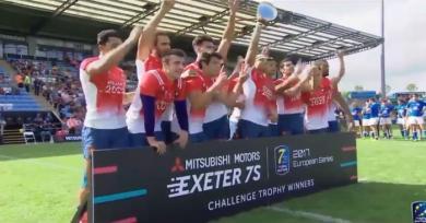 Rugby à 7 - Quel bilan pour l'équipe de France après les Sevens Grand Prix Series ?