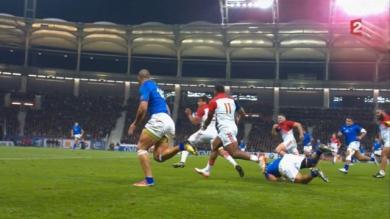Quels joueurs vous ont impressionné lors de la victoire du XV de France sur les Samoa ?