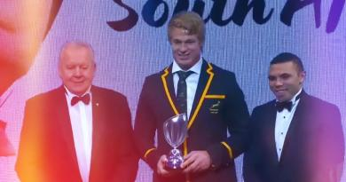 QUIZ - Teste tes connaissances sur les rugbymen élus meilleurs joueurs du monde !