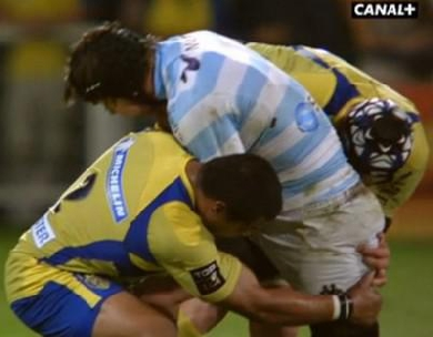 Clermont tremble face au Racing mais finit par s'imposer
