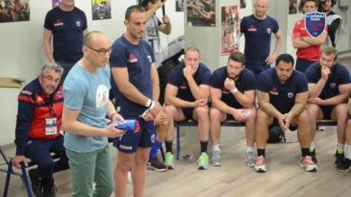 Top 14 - Relégué en Pro D2, le FCG dévoile son nouveau staff