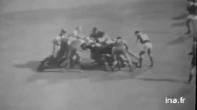 VIDEO. Reportage sur le jeu dur pratiqué en France dans les années 70