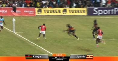 RÉSUMÉ VIDÉO. Rugby Africa Gold Cup. Le Kenya tenu en échec à domicile par l'Ouganda