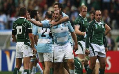 Rugby Championship : Roncero Titulaire pour l'Argentine