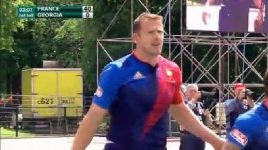 VIDEO. Rugby à 7 - Les quinzistes impressionnent avec France 7s, qui remporte le Moscou Seven