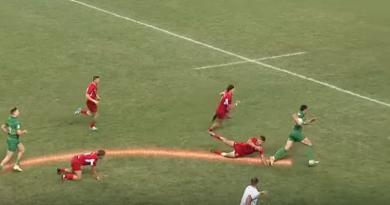 Rugby à 7 : emmenée par Jordan Conroy, l'Irlande se qualifie pour les prochains World Series ! [VIDEO]