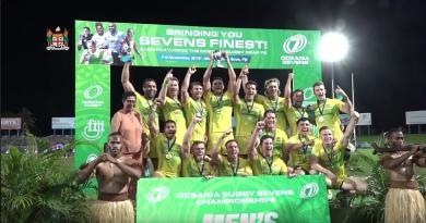 Rugby à 7 : l'Australie et le Kenya qualifiés pour les Jeux olympiques 2020