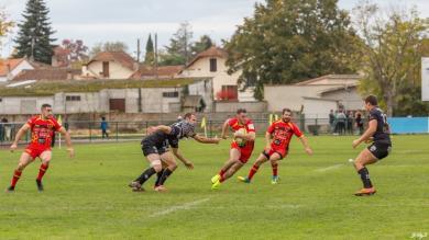 Rugby Amateur - Trélissac, l'ascension de Maxence Dessoudeix et d'Enzo Kralfa