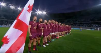 La Géorgie avec 19 ''Français'' pour l'Autumn Nations Cup