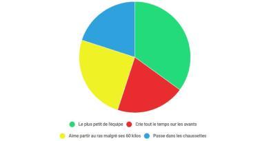 RUGBY AMATEUR : les postes illustrés avec humour en infographie