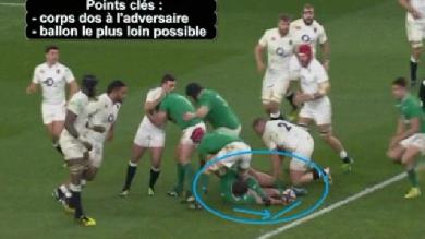 VIDEO. Le rugby pour les nuls - Leçon 13 : Comment s'organiser autour d'un ruck ?