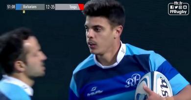 RUGBY. Un match Barbarians Français vs Tonga prévu en novembre à Lyon