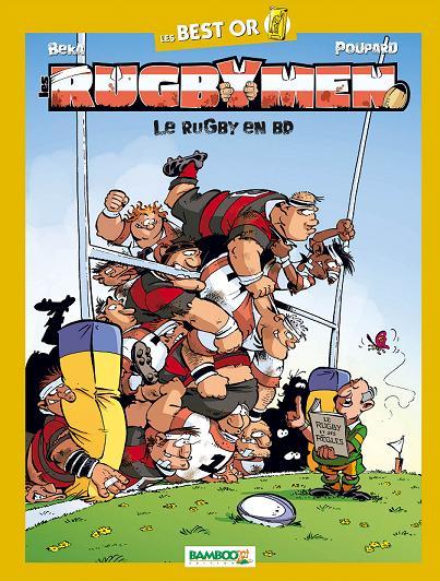 Et les vainqueurs du concours Rugbymen Le Best Or (la BD) sont...