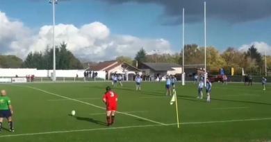 VIDÉO. Rugby Amateur : à Saint-Junien (Fédérale 2), on fait confiance... au pilier pour tirer les pénalités !