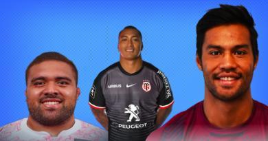 Pacific Nations Cup - La solide liste des Samoans avec... 7 ''Français'' !