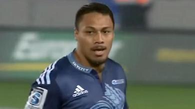 Test Match Samoa - All Blacks : Première pour George Moala, Census Johnston titulaire