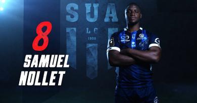 Top 14. Samuel Nollet (Agen) : ''malgré cette situation compliquée nous prenons du plaisir à jouer au rugby !''