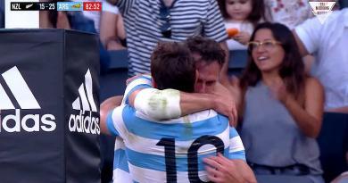 Sanchez et Matera portent les Pumas vers un succès d'anthologie sur les All Blacks [VIDEO]