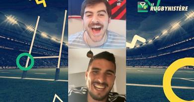 Sébastien Bézy comme vous ne l'avez jamais vu dans le Rugbynistère à domicile [VIDEO]
