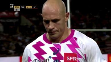 Top 14 - Stade français. Inquiet, Sergio Parisse a rencontré Thomas Savare et son père