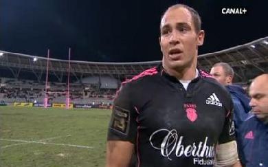Sergio Parisse capitaine des Baa-baas face aux Lions