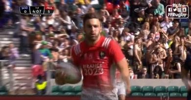 Sevens World Series - France 7. Le groupe pour le tournoi de Dubaï