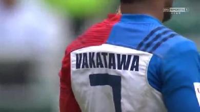 VIDEO. Sevens World Series. Virimi Vakatawa dans l'équipe type de la saison